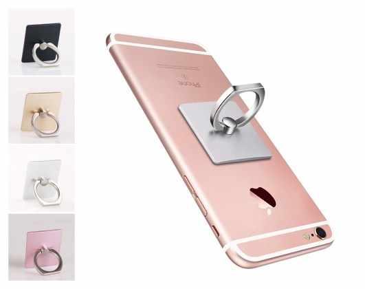 Palec serdeczny telefon komórkowy stojak uchwyt do Nokia 6/7/7 Plus/X5/X6/X7 /6/701/E7/N8 360 stopni smartfon uchwyt na tablet