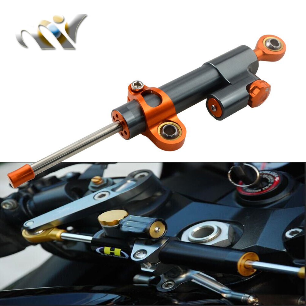 Universal Motorcycle Damper Steering Stabilize Safety Control For KTM DUKE 390 200 125 RC 390 200