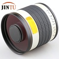 JINTU НОВЫЙ 500 мм f/6.3 Телефото Зеркало Объектив для NIKON D7100 D7000 D5300 D5200 D5100 D5500 D5000 D3300 D3200 D3100 DSLR