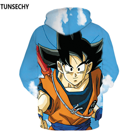 TUNSECHY Brand Dragon Ball 3D Hoodie Sweatshirts Men Women Hoodie Dragon Ball Z Anime Fashion Casual Tracksuits Boy Hooded 11