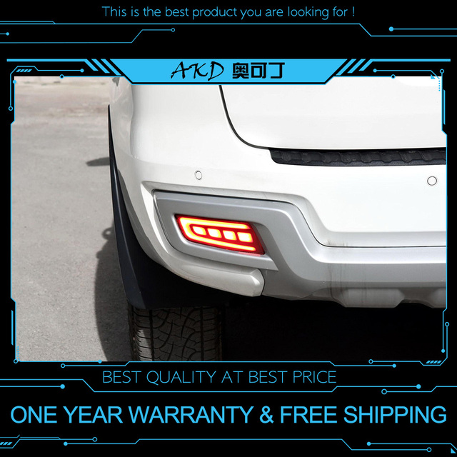 akd tuning cars drl for ford everest 2016 2018 mustang rear bumper