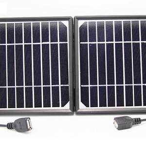 5W Foldable Solar Charger For