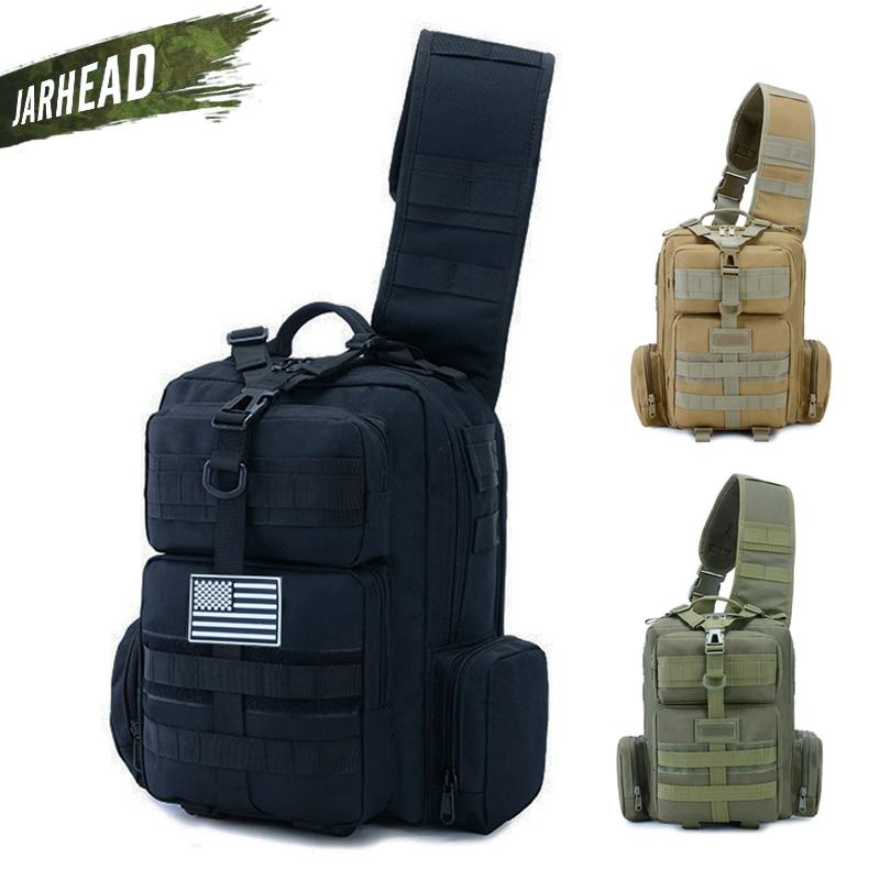 Military Backpack Shoulders Bag Tactical Men/'s Rucksacks Hiking Travel Camping