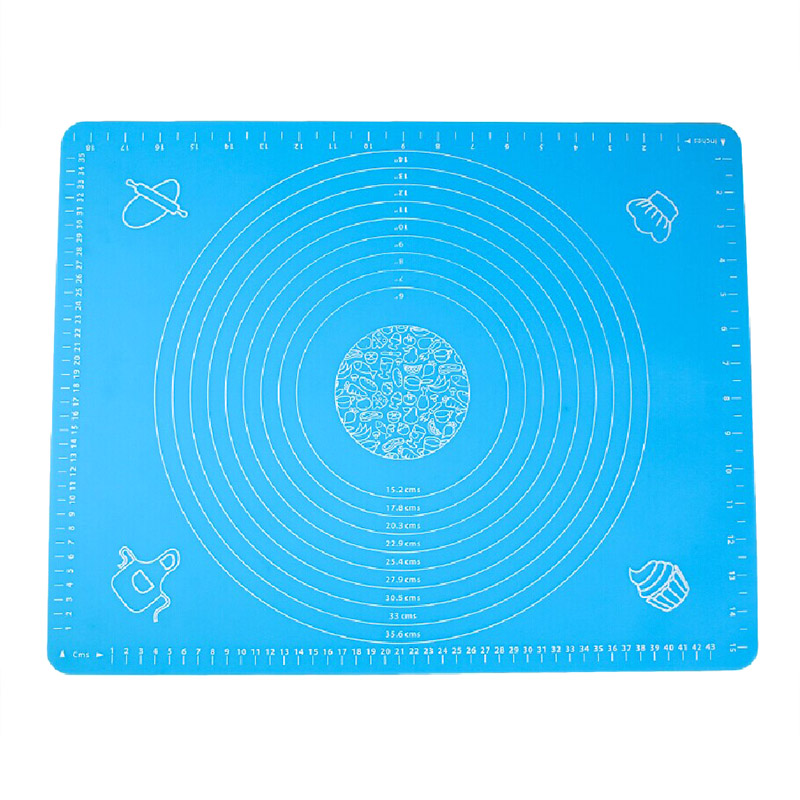 Silicone Pad Cake Mat (Larger) Confectionery Tools High Quality Food Grade Silicone Baking Tools For Cakes Bakeware