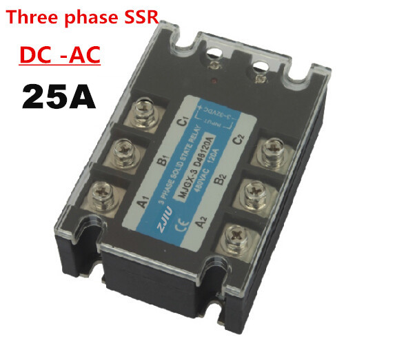Online Get Cheap Solid State Relay Aliexpresscom Alibaba Group - Solid state relay gets hot