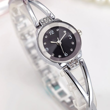 Luxury Womens Fashion Watches Stainless Steel Quartz Wrist Watch Waterproof Gift