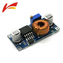 5A DC-DC Step-Down Buck XL4015 Adjustable Power Supply Module DC Step Down Voltage Regulator Board LED Driver 5-32V to 0.8-24V