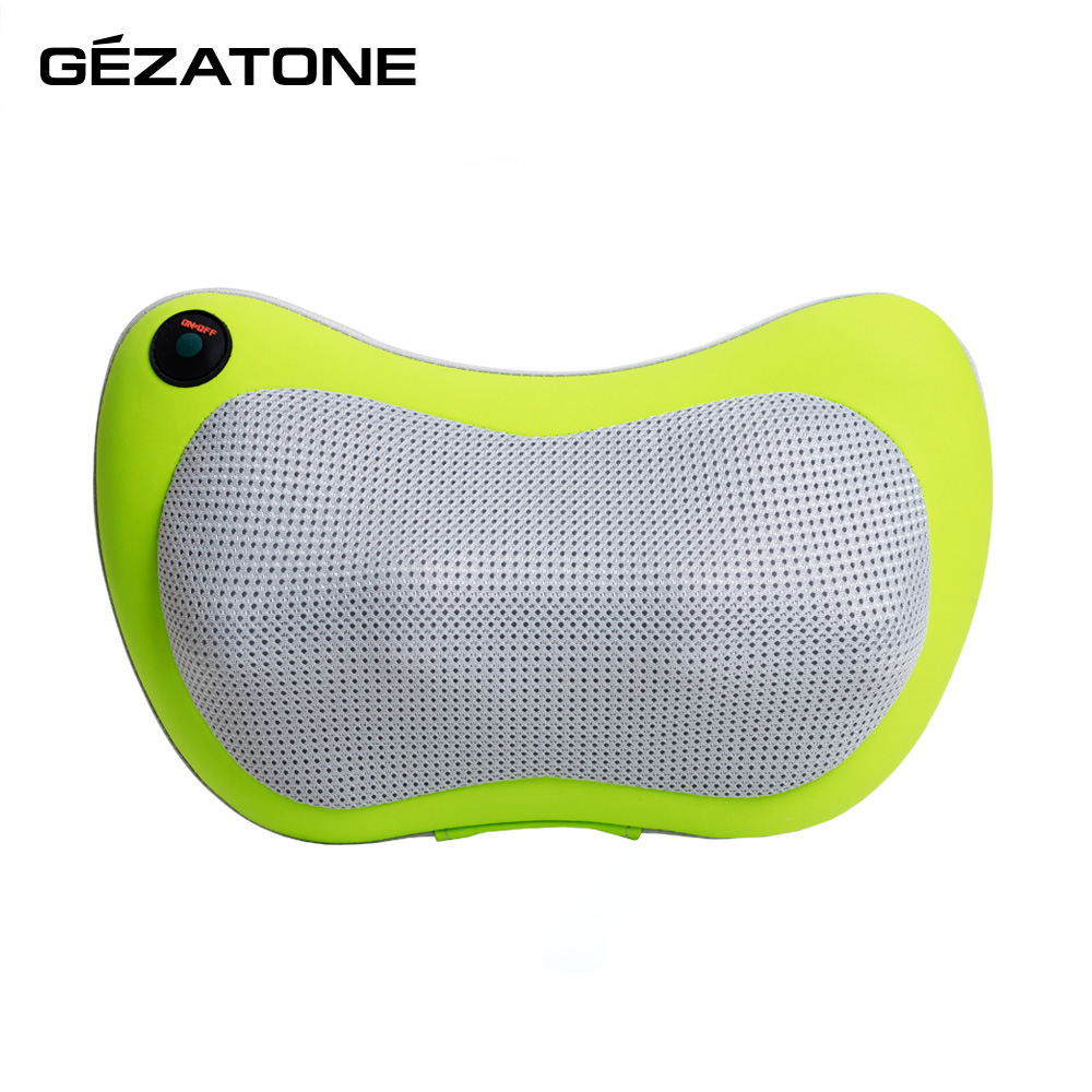 Massage Tools Gezatone 1301100  pillow back relaxing massager massager for back