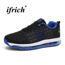 Man Running Shoes Air Black Jogging Men Spring Summer Sneakers Breathable Training Rubber Bottom Light