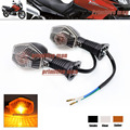 For SUZUKI DL 650/1000 V-Strom Motorcycle Accessories Turn Signal Indicator Light Clear