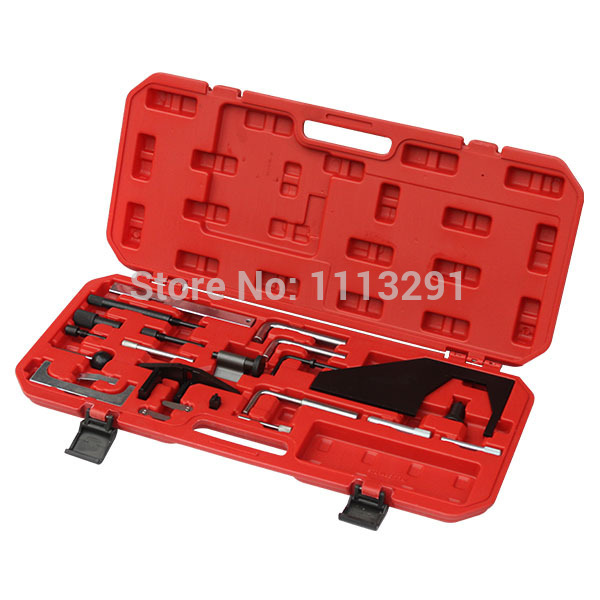 Engine timing locking tool for Ford Mazda replacing timing belt car petrol engine timing belt drive tool kit for ew engine code citroen peugeot 1 8 2 0 at2161