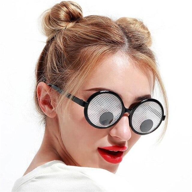 Модные очки глазное яблоко Star Love