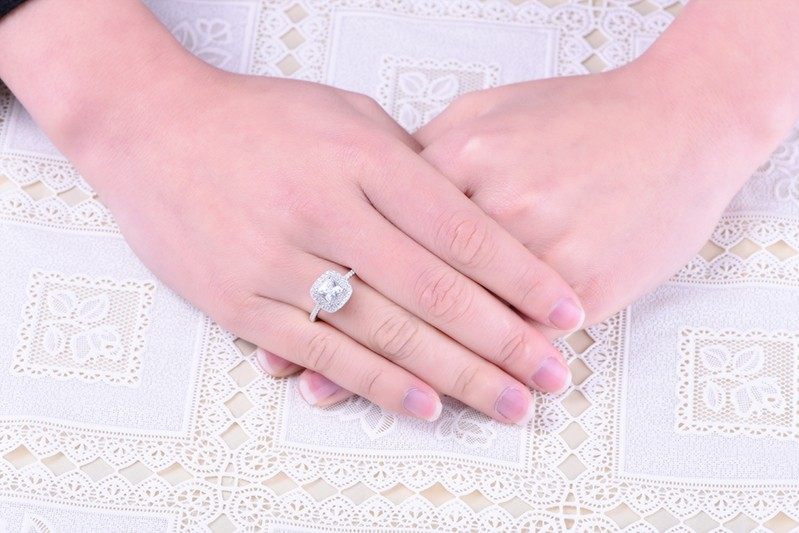 for silver finger ring,for crystal silver ring,for gold plated silver ringDL85020A (6)