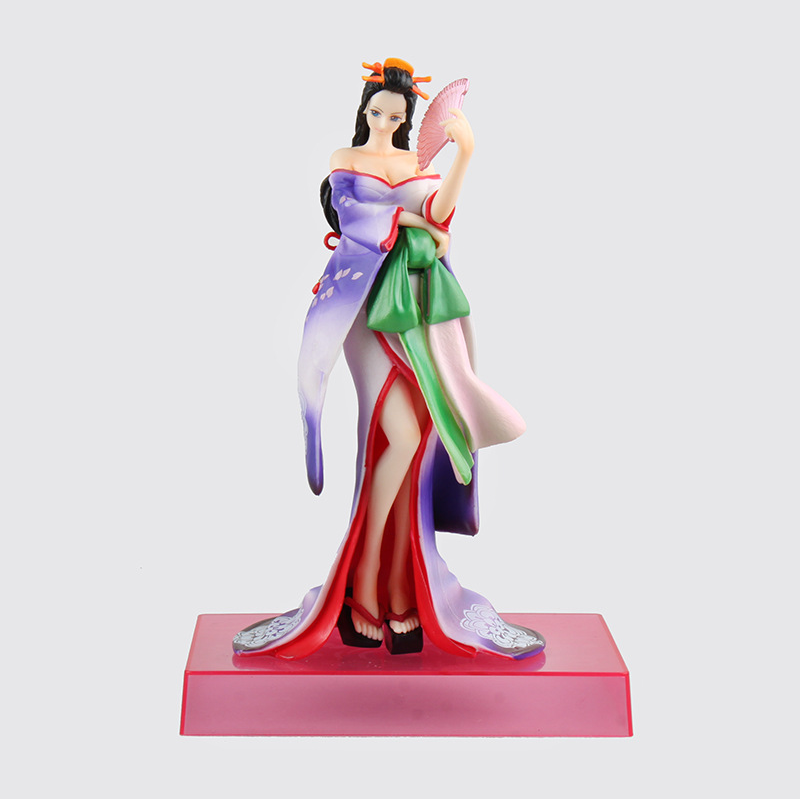 Anime one piece kimono Nico Robin action figure painted figure doll pvc ACGN model toy brinquedos juguetes collectible model hot anime one piece dracula mihawk model garage kit pvc action figure classic collection toy doll