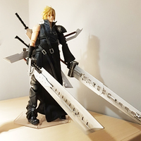 28cm Play Arts Final Fantasy Cloud Strife Action Figure Model Toys Gift
