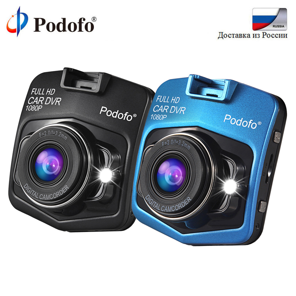 Podofo Neue A1 Mini Auto DVR Kamera Full HD 1080 p Dash Cam Recorder Video Kanzler DVRs Nachtsicht G -sensor Carcam Dashcam