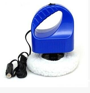 (Russia Warehouse)  Waxing machine car gloss seal for car paints polishing machine trainborn 12v waxing machine