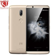Original ZTE Axon 7S A2018 4G LTE Mobile Phone Snapdragon 821 Quad Core 4GB RAM 128GB ROM 5.5 inch Camera 20MP NFC Fingerprint