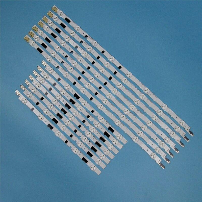832mm 14 Piece Set LED Array Bars For Samsung UA40F6400AW UA40F6400AR 40 inches TV Backlight LED