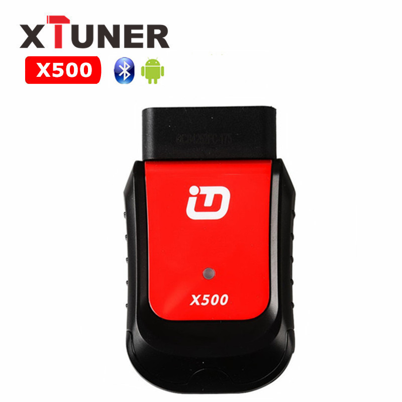 XTUNER X500 Bluetooth Special Function Diagnostic Tool works with Andriod Phone/Pad 2017 xtuner x500 bluetooth auto obdii code reader scanner works on andriod windows x500 obd2 car diagnostic tool free shipping