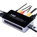 2017 Новый HDMI Конвертер USB Media Player Композитный HDMI AV CVBS USB К HDMI Video Converter Адаптер 720 P 1080 P