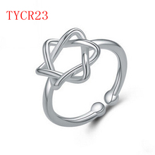 TYME new arrive fashion ring TYCR23 gold sliver rose color ring for lover gift