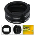 AF Macro Extension Tube DG Set 10mm 16mm for Sony E-Mount NEX NEX-F3 NEX-6 LF434