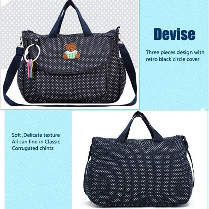 bolsa das fraldas do bebê Funtion2 : Baby Travel Bag, handbag, shoulder Bags, tote Bag, messenger Bags