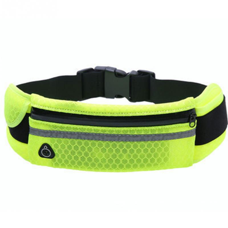 Running Bag Outdoor Waterproof Phone Waist Bag Fanny Pack Men Women Jogging Belt Gym Fitness Bag Sport Bike Accessories