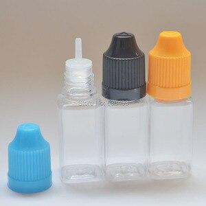 Image 3 - 5Pcs Clear Dropper Bottle 3ml 5ml 10ml 15ml 20ml 30ml 50ml E Liquid Bottle Eye Liquid Dropper Refillable Bottle