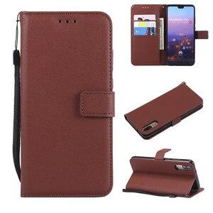 Кожаный чехол для телефона Huawei P20 Pro P8 P9 P10 Lite Honor 5X 6C 6X 8 10 Mate 7 8 9 10 Lite Nova 2i P, чехол с держателем для смарт карты|Чехлы-портмоне|   | АлиЭкспресс