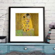 Gustav Klimt 1905-1918 Canvas Art Print Painting Poster Wall Pictures For Room Home Decoration Decor Silk Fabric No Frame