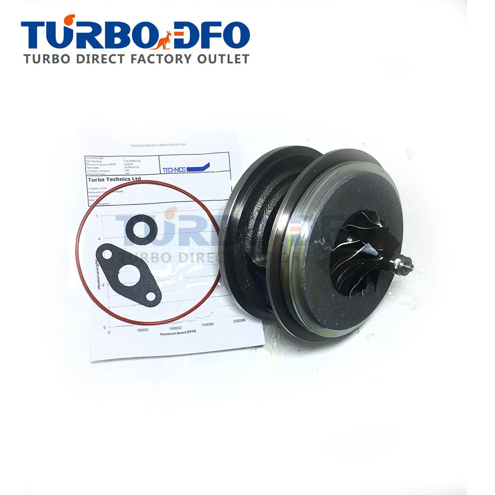 For Great Wall Hover H5 2.0L 2.0T 140 Hp GW4D20 - Turbo Charger Core 5303-988-0168 Turbine 5303-970-0168 CHRA Cartridge Balanced