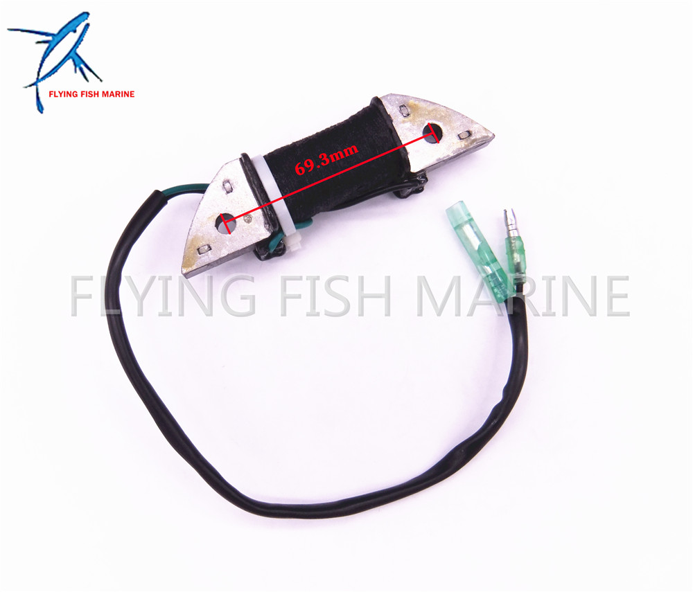 Boat Motor T8 05000702 T6 Magneto Coil Assy For Parsun 2 Miata Engine Plastic Skirt Diagram Please Check No10 On Below Parts