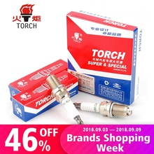 4packs/6packs China original TORCH spark plugs FR7KPP332/IZFR6H11/IK20TT/RC8WMPB4/K7RTAI