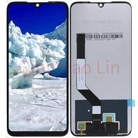6.3 ''2340x1080 ل Xiaomi Redmi ملاحظة 7 شاشة عرض LCD محول الأرقام شاشة تعمل باللمس مع إطار إصلاح أجزاء-في شاشات LCD للهاتف المحمول من الهواتف المحمولة ووسائل الاتصالات على