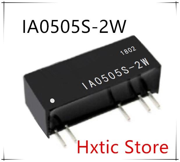 5PCS IA0505S IA0505S 2W SIP 5 New original