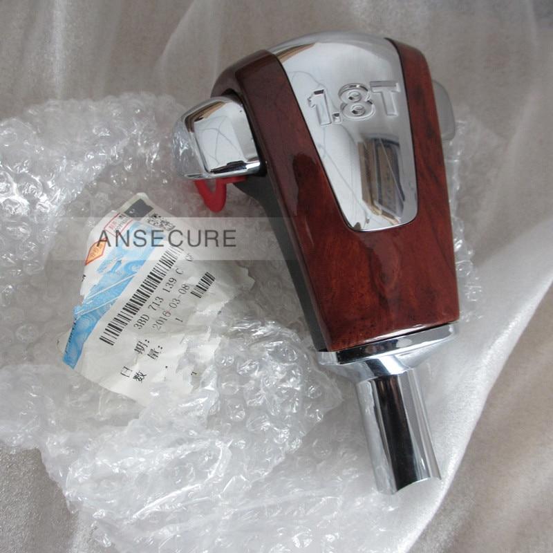 Pommeau de levier de vitesse automatique levier de vitesse pour VW PASSAT B5 LING YU 1.8 T 3BD 713 139 C