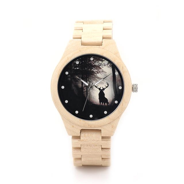 Bobo bird h02 game of thrones projeto mens relógios marca de topo Relógios De Madeira de Pinho Madeira de Bordo Banda relógio de Quartzo Relógio de luxo para Homens