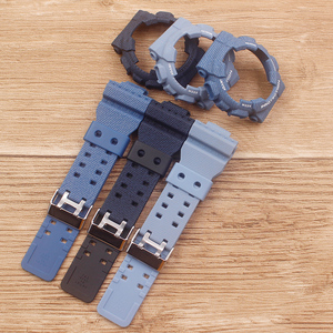 Image 5 - Watch Accessories Camouflage strap For G SHOCK GA 110 100 GD 120 Men Womens Watch Strap