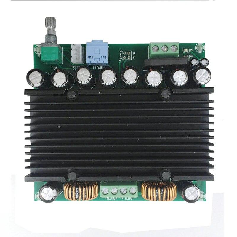 TDA8954 210W*2 High Power Digital Power Audio Amplifier Board  AC12-18V