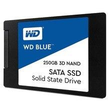 WESTERN DIGITAL 250GB BLUE 3D NAND SSD font b Internal b font SATA3 2 5 font