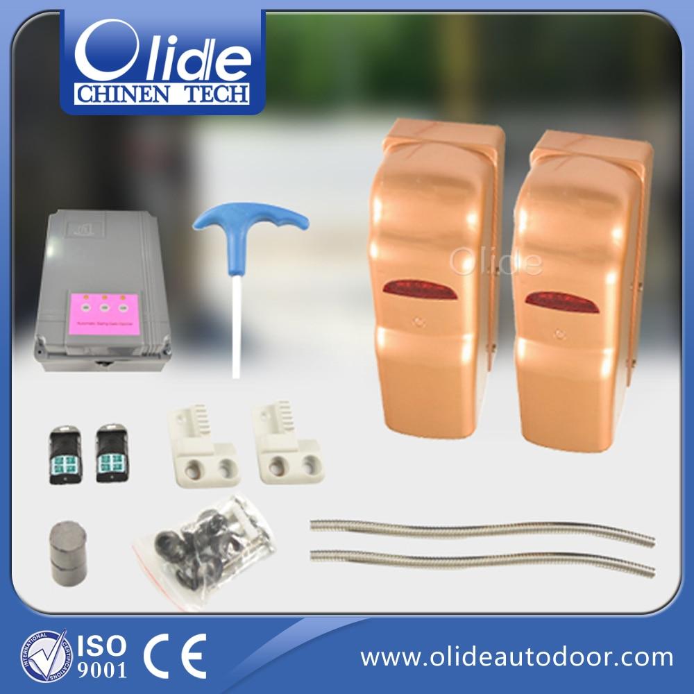 Olide Wheel Type Automatic Swing Gate