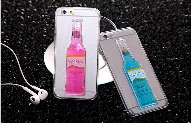 New Liquid Quicksand Creative case for iphone 6 4.7″