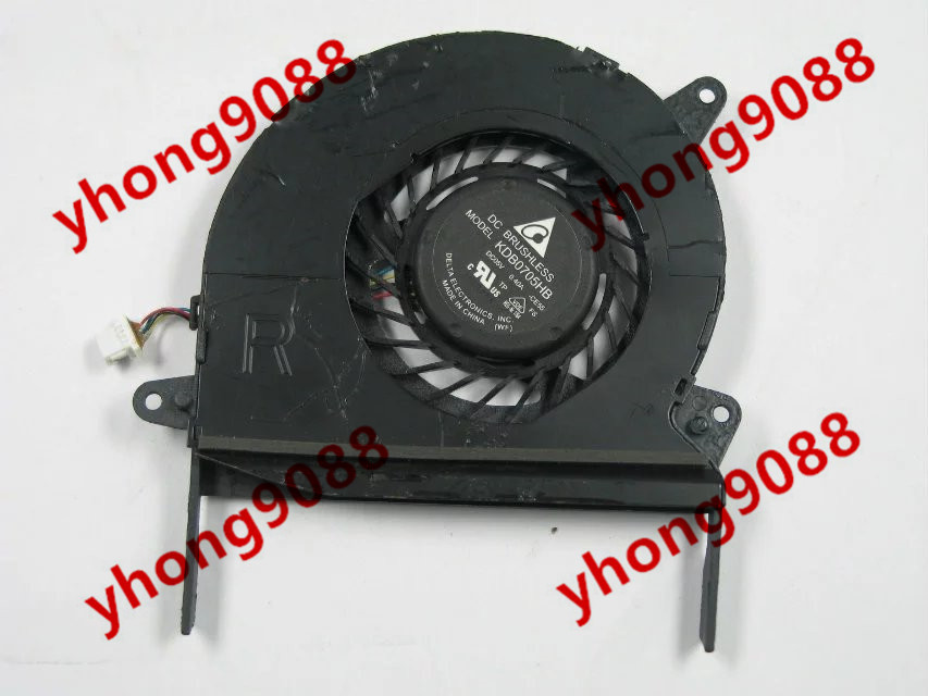 Free Shipping For Delta KDB0705HB -CE55 DC 5V 0.40A 4-wire 4-pin connector Server Laptop Fan free shipping for delta ksb05105hc dc 5v 0 45a 4 wire 4 pin connector 40mm server laptop cooling fan