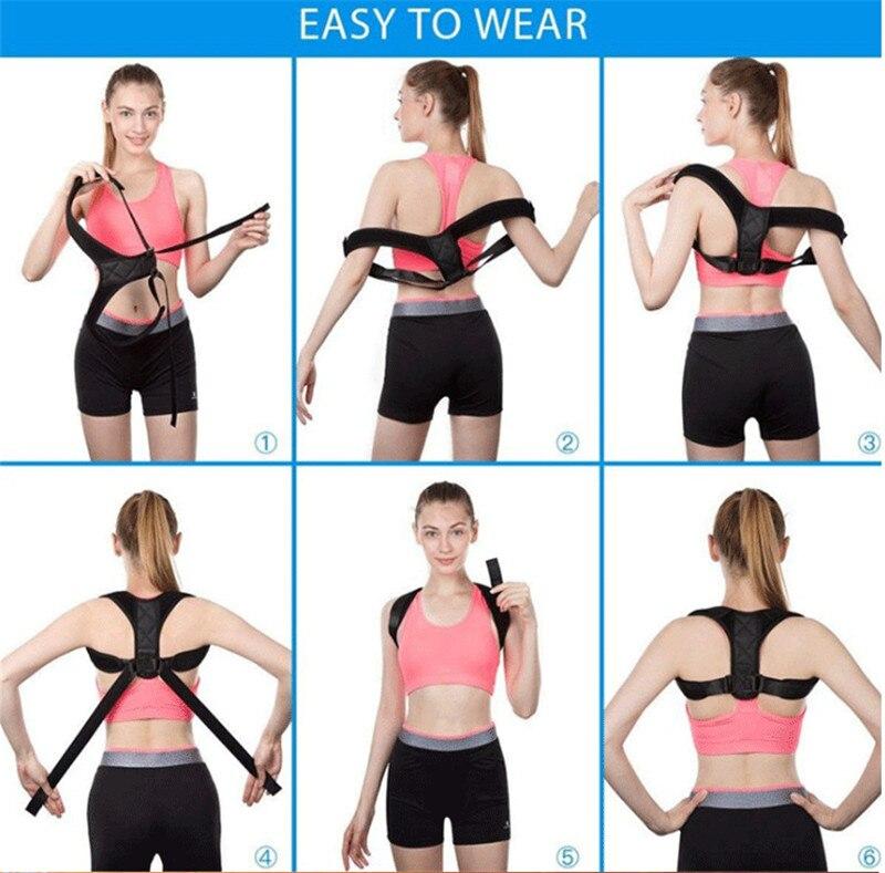 Lumbar Posture Correction 2
