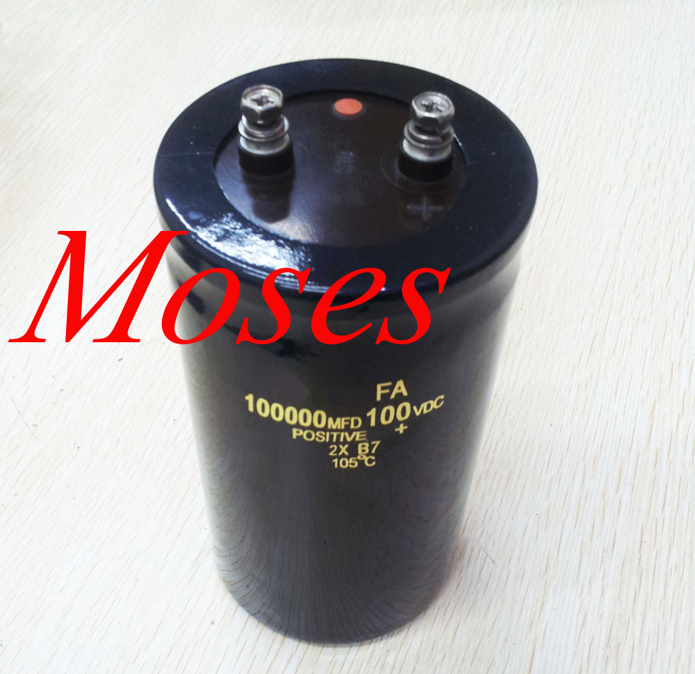 100v 100000uf 150000uf Electrolytic Capacitor Capacitance Radial 75x145mm 75x155mm (1pcs)-in Cushion Cover from Home & Garden    3