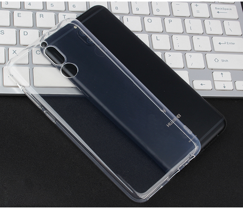 Huawei Mate 10 Lite Case Luxury Mate10 Lite Transparent Shockproof Silicone Cover For Huawei Mate 10 Lite Phone Cases