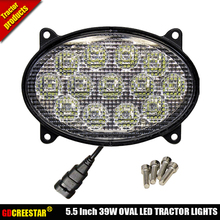 Replacement LED Tractor Light for the Front Hood on Buhler Versatile tractors or sprayers John Deere 8020 12V 24V x1pc
