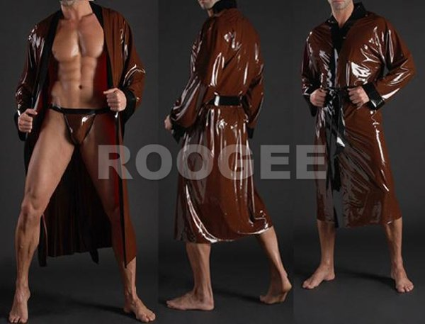 adult nature latexr wear Robes